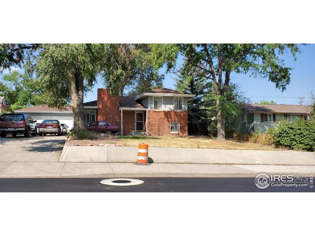 1117 47th Ave, Greeley, CO 80634 (#943723) :: Hudson Stonegate Team