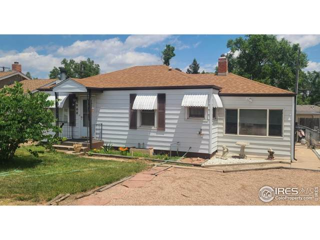 1008 35th Ave, Greeley, CO 80634 (#943741) :: Hudson Stonegate Team