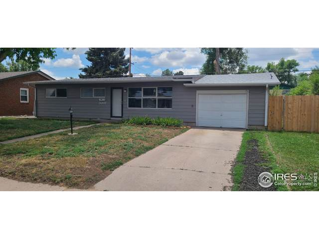 3318 W 12th St Rd, Greeley, CO 80634 (#943760) :: Hudson Stonegate Team