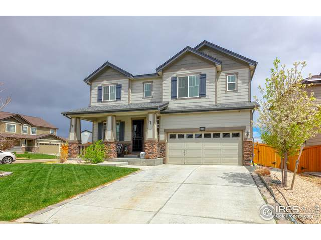 6584 Empire Ave, Frederick, CO 80516 (MLS #943800) :: The Sam Biller Home Team