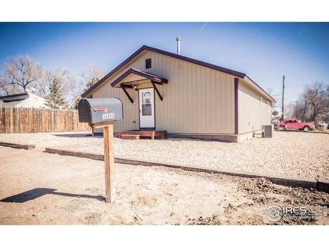 35804 Pleasant Hill Ave, Galeton, CO 80622 (MLS #943817) :: Downtown Real Estate Partners