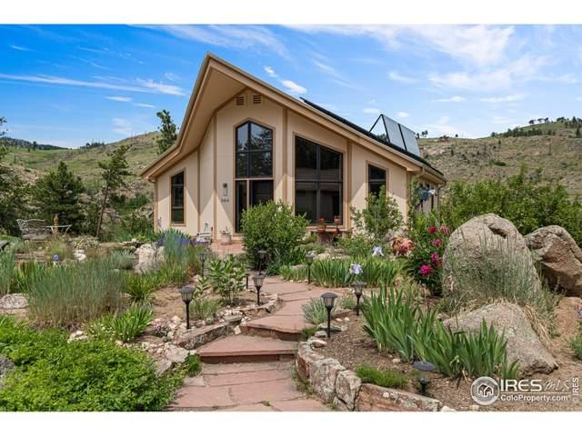 304 Camino Bosque, Boulder, CO 80302 (MLS #943834) :: Stephanie Kolesar