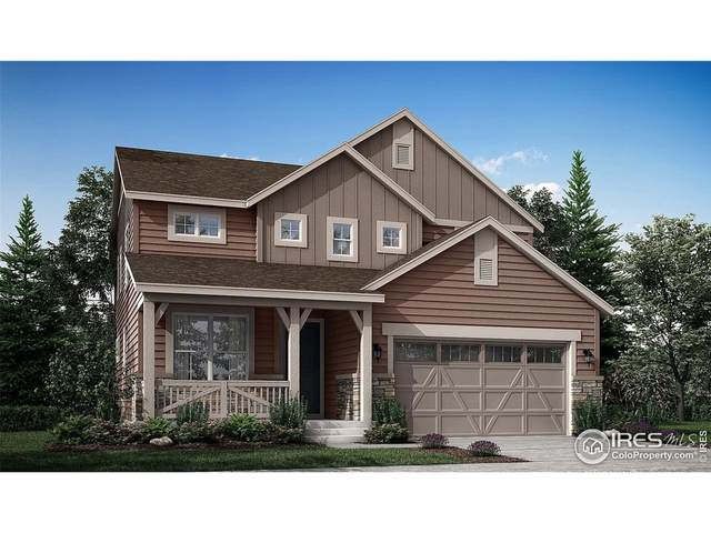 871 Meadowlark Dr, Erie, CO 80516 (#943845) :: Kimberly Austin Properties