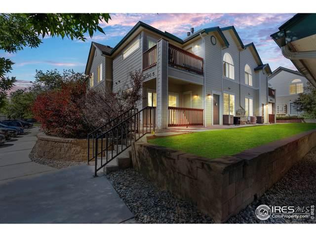 3002 W Elizabeth St A, Fort Collins, CO 80521 (MLS #943852) :: Stephanie Kolesar