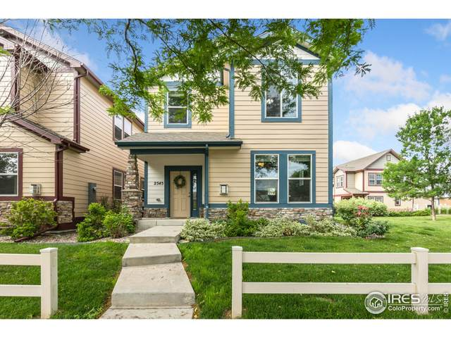 2545 Custer Dr, Fort Collins, CO 80525 (MLS #943881) :: Wheelhouse Realty