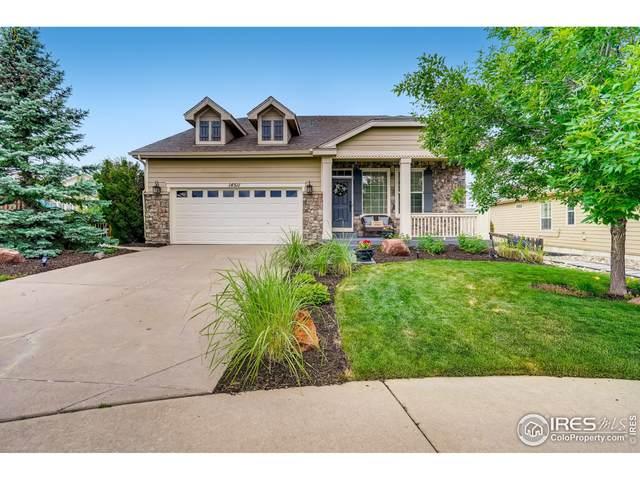 14511 Prairie Sky Ln, Broomfield, CO 80023 (MLS #943919) :: 8z Real Estate