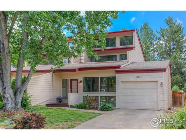 2747 Northbrook Pl, Boulder, CO 80304 (#943925) :: Hudson Stonegate Team