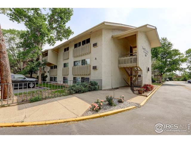 2707 Valmont Rd 208A, Boulder, CO 80304 (MLS #943929) :: Jenn Porter Group
