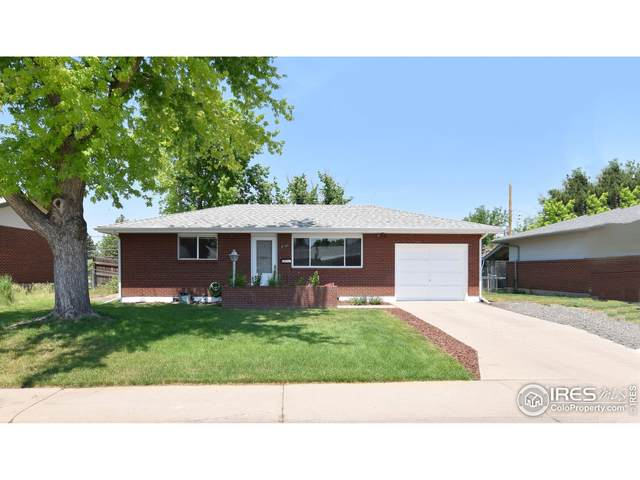 2533 W 15th St, Greeley, CO 80634 (MLS #943945) :: Tracy's Team