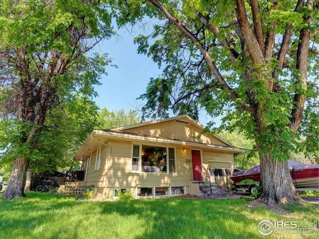 301 Park St, Fort Collins, CO 80521 (MLS #943946) :: J2 Real Estate Group at Remax Alliance