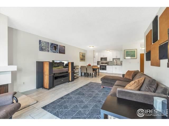3240 Iris Ave G111, Boulder, CO 80301 (MLS #943954) :: Jenn Porter Group