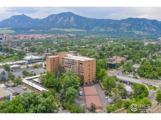 1850 Folsom St #607, Boulder, CO 80302 (#943955) :: Hudson Stonegate Team