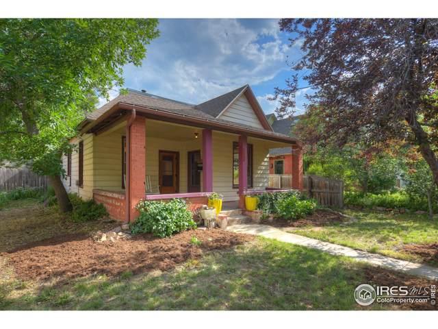 1820 Spruce St, Boulder, CO 80302 (MLS #943959) :: J2 Real Estate Group at Remax Alliance