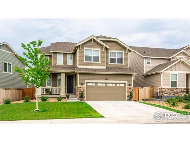 535 Ten Gallon Dr, Berthoud, CO 80513 (MLS #943974) :: 8z Real Estate