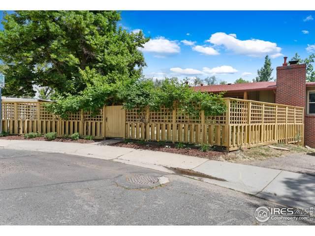 1275 E Ridge Ave, Boulder, CO 80303 (MLS #943985) :: Jenn Porter Group