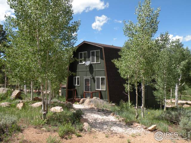 26 Chillicothe Ct, Red Feather Lakes, CO 80545 (MLS #944021) :: RE/MAX Alliance