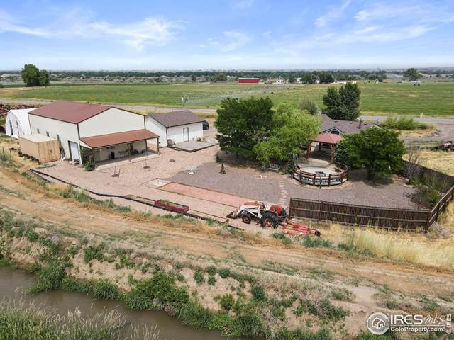 9883 County Road 23, Fort Lupton, CO 80621 (MLS #944029) :: RE/MAX Alliance