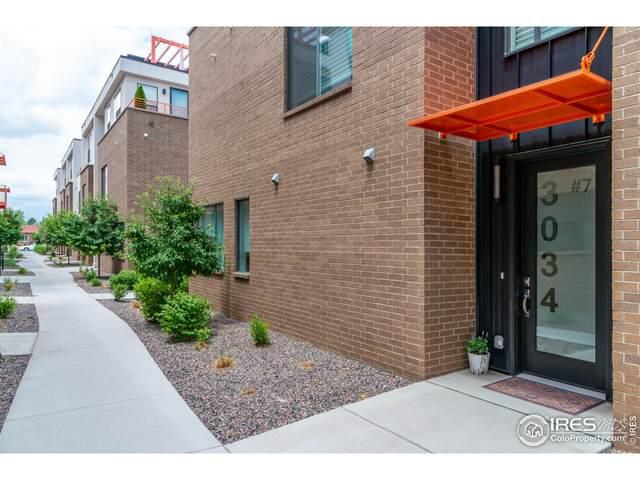 3034 Wilson Ct #7, Denver, CO 80205 (#944066) :: Hudson Stonegate Team
