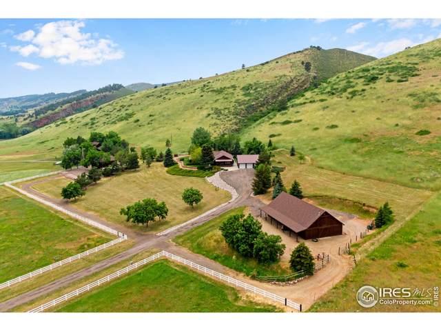805 Mule Deer Dr, Loveland, CO 80537 (MLS #944076) :: RE/MAX Alliance