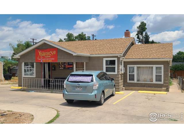 1006 35th Ave, Greeley, CO 80634 (MLS #944089) :: Bliss Realty Group