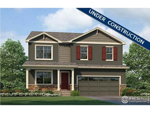 2240 Mountain Sky Dr, Fort Lupton, CO 80621 (#944115) :: The Griffith Home Team