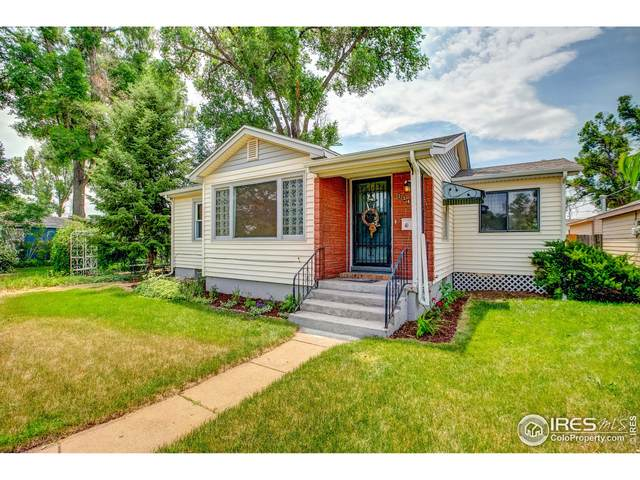 2340 W 8th St, Greeley, CO 80634 (#944127) :: Compass Colorado Realty