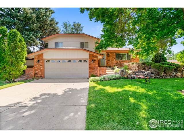 736 41st Ave Ct, Greeley, CO 80634 (#944132) :: Compass Colorado Realty