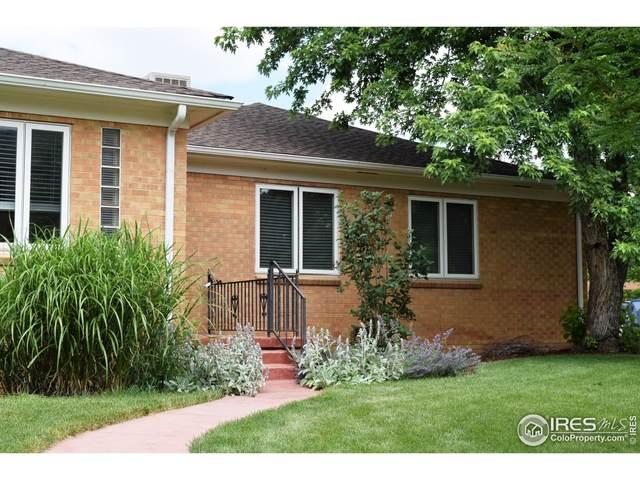 1205 Birch St, Denver, CO 80220 (MLS #944137) :: 8z Real Estate