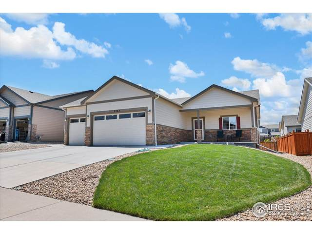 2223 73rd Ave Ct, Greeley, CO 80634 (#944139) :: Compass Colorado Realty
