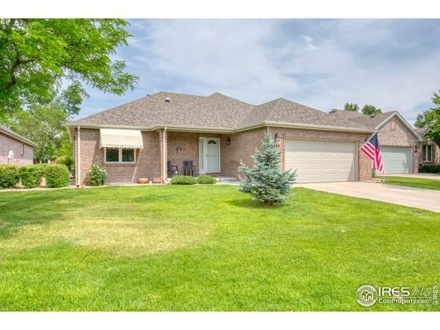 1848 46 Ave, Greeley, CO 80634 (#944145) :: Compass Colorado Realty