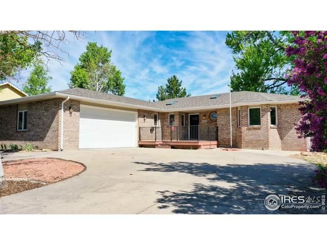 2040 Fairway Ln, Greeley, CO 80634 (#944157) :: Compass Colorado Realty
