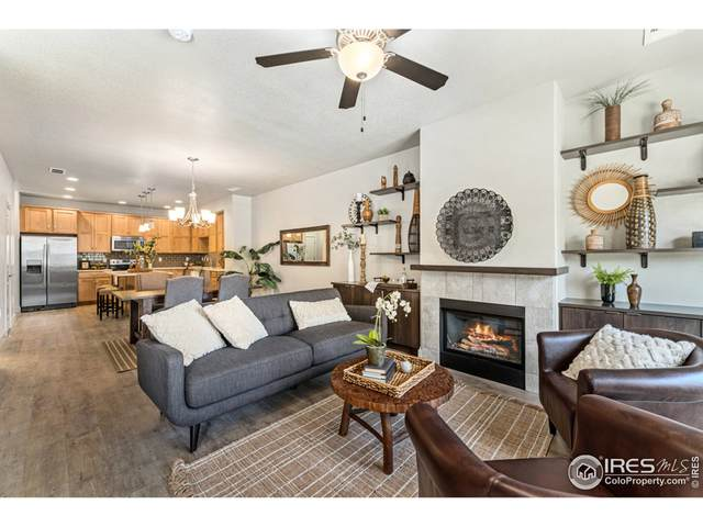 302 Osiander St C, Fort Collins, CO 80524 (MLS #944166) :: Jenn Porter Group