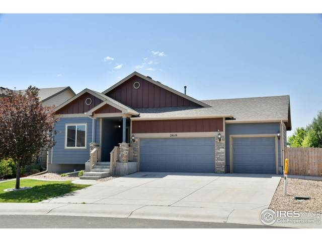 2616 Mustang Dr, Mead, CO 80542 (MLS #944185) :: 8z Real Estate