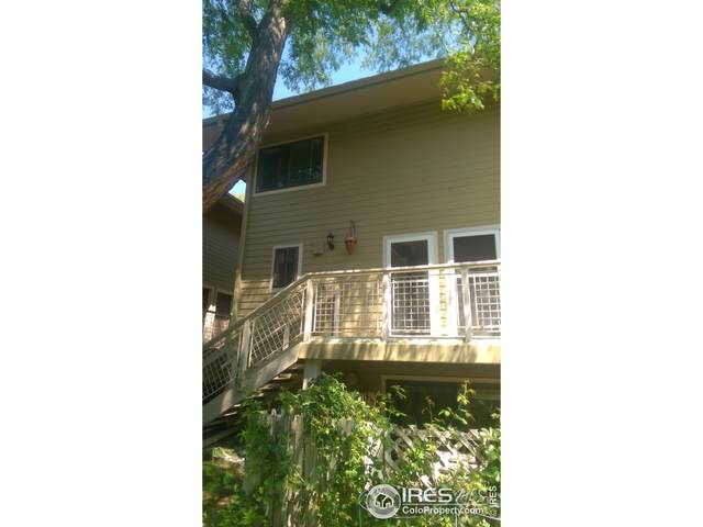 208 Pearl St #G, Boulder, CO 80302 (MLS #944189) :: Bliss Realty Group