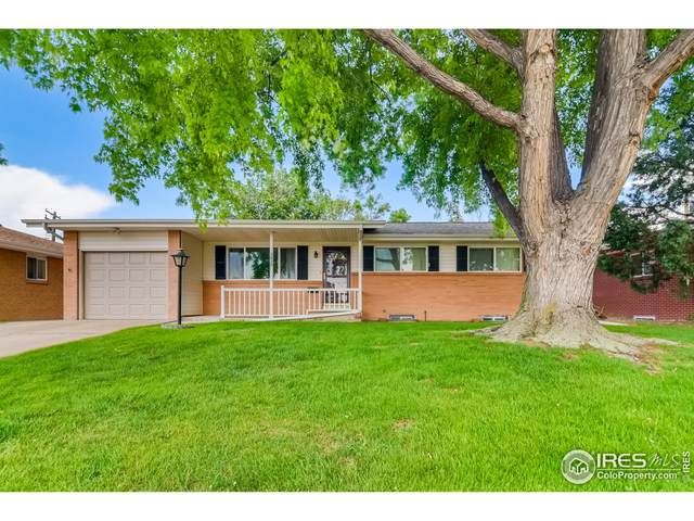 2450 W 12th St, Greeley, CO 80634 (#944190) :: Compass Colorado Realty
