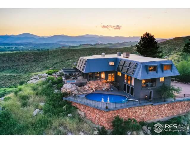 1621 Fire Rock Ct, Loveland, CO 80538 (#944191) :: Compass Colorado Realty