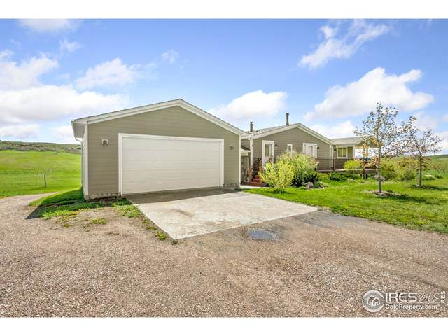 820 Lodgepole Dr, Bellvue, CO 80512 (MLS #944205) :: Tracy's Team