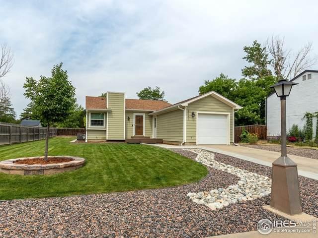 2161 Steele St, Longmont, CO 80501 (MLS #944218) :: 8z Real Estate