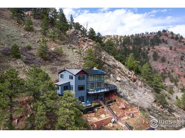 500 Wagonwheel Gap Rd, Boulder, CO 80302 (#944224) :: James Crocker Team