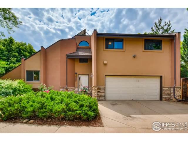1495 Patton Dr, Boulder, CO 80303 (#944226) :: James Crocker Team