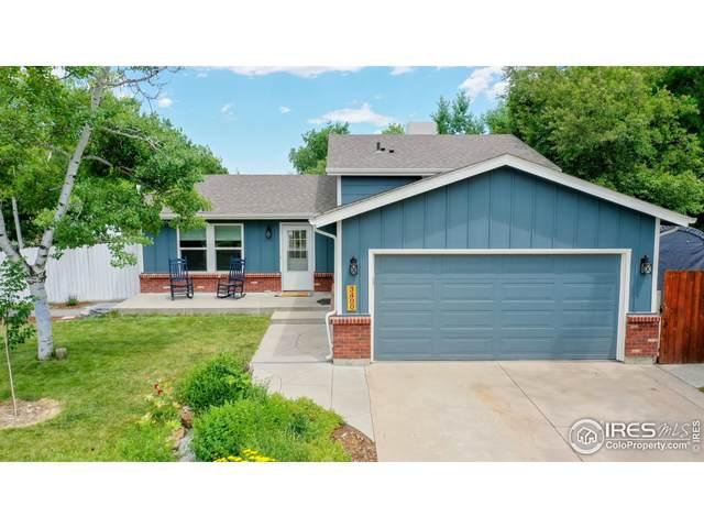 3400 Camelot Dr, Fort Collins, CO 80525 (MLS #944228) :: Jenn Porter Group