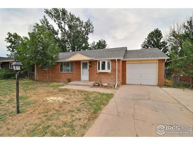 222 21st Ave, Greeley, CO 80631 (#944231) :: Compass Colorado Realty