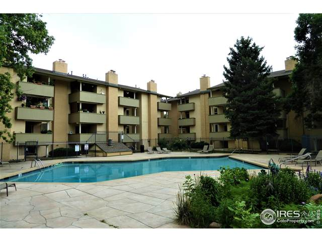 3035 Oneal Pkwy #11, Boulder, CO 80301 (MLS #944258) :: Tracy's Team