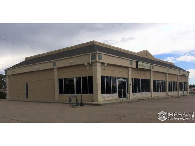 901 35th Ave, Greeley, CO 80634 (#944276) :: The Griffith Home Team