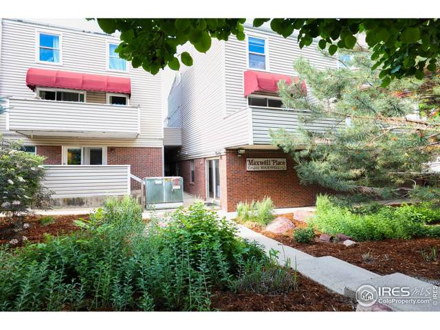 1111 Maxwell Ave #212, Boulder, CO 80304 (MLS #944305) :: Find Colorado