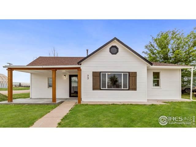 73 Bent Ave, Akron, CO 80720 (MLS #944404) :: Jenn Porter Group
