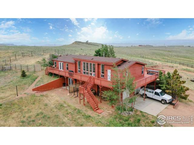 115 Arapaho Ridge Rd, Livermore, CO 80536 (MLS #944407) :: Downtown Real Estate Partners