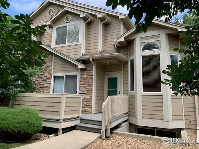 1440 Baker St B, Longmont, CO 80501 (MLS #944445) :: Jenn Porter Group