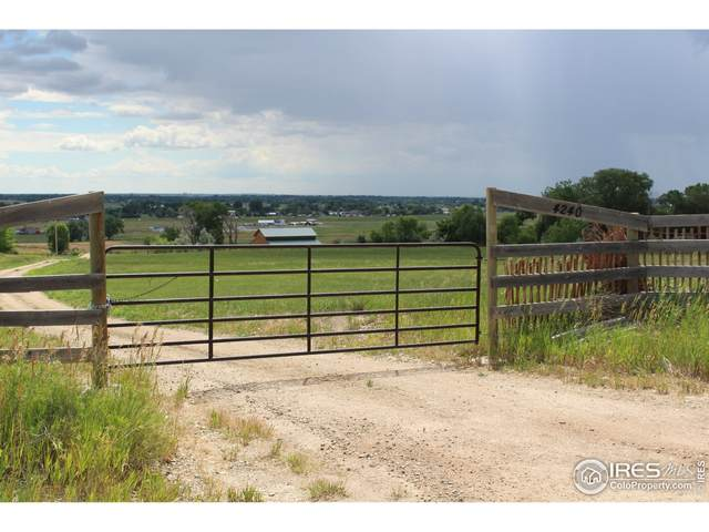 4240 N Overland Trl, Laporte, CO 80535 (MLS #944449) :: J2 Real Estate Group at Remax Alliance