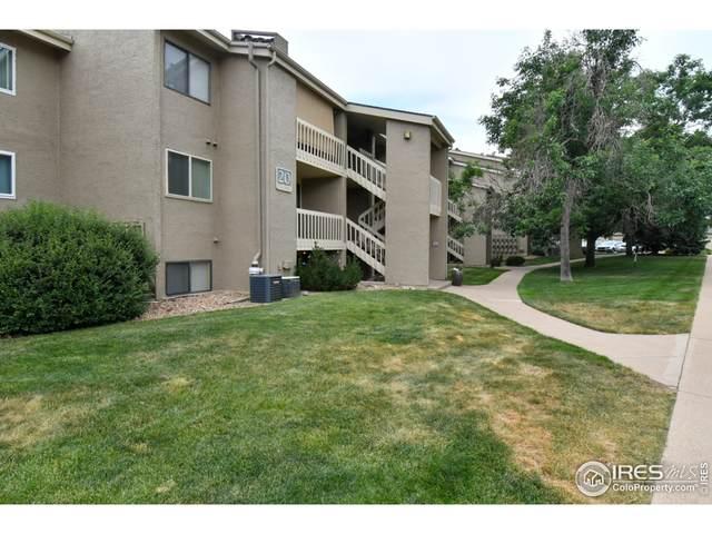 20 S Boulder Cir #2203, Boulder, CO 80303 (MLS #944453) :: Downtown Real Estate Partners